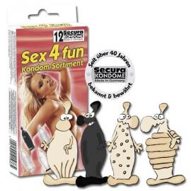 Kondomilajitelma (secura)