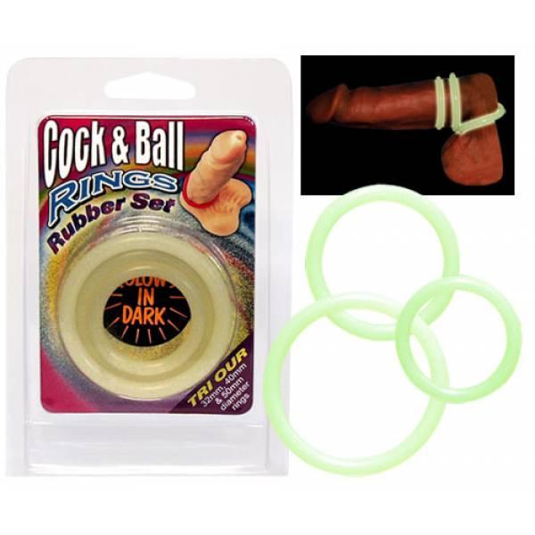 Cock&Ball Penisrenkaat Hohtava