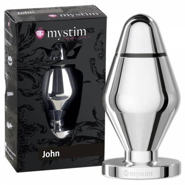 Mystim - John - Butt Plug L