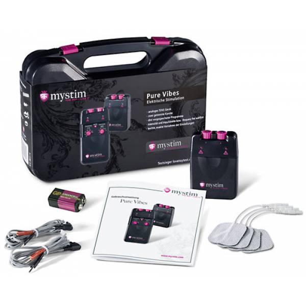 Mystim - Pure Vibes E-Stim Electro Sex