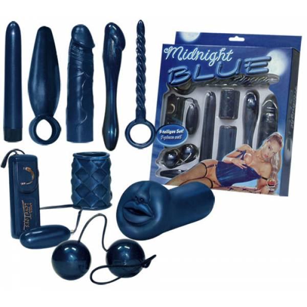 Midnight Blue Setti