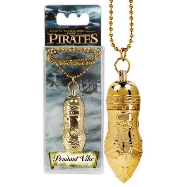 Kaulakoru Vibraattori Pirates