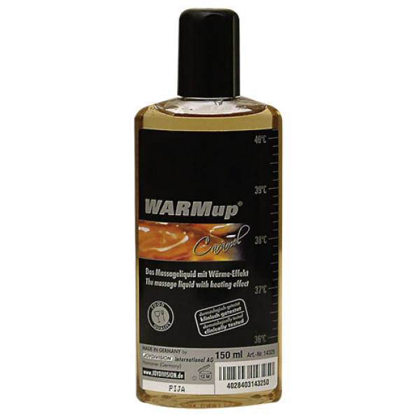 Warm-Up Caramel 150 ml