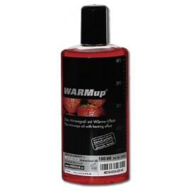 Warm-up Lämmittävä Hierontaöljy 150ml