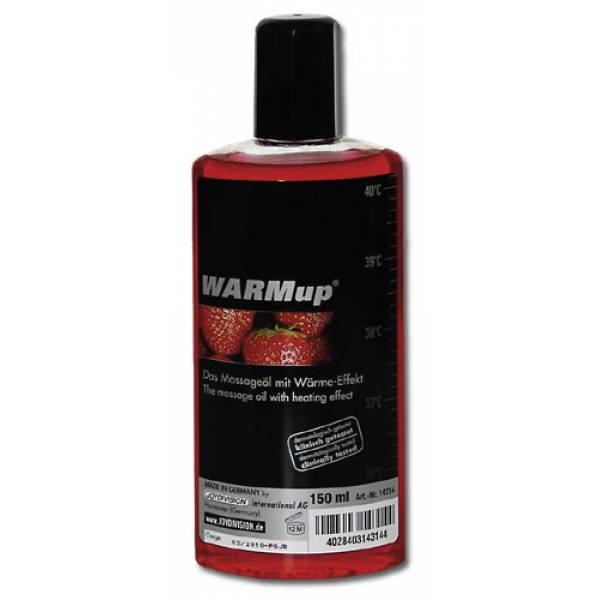 Warm-up Mansikka 150ml