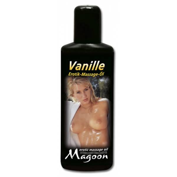 Vanilja hierontaöljy 100ml