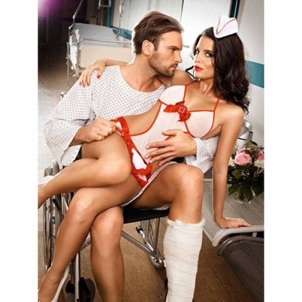 Baci - Candy Nurse Set One Size
