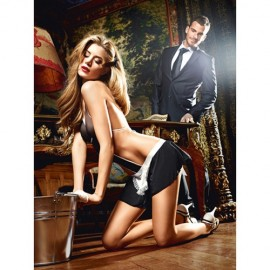Baci - Service Me French Maid Set One Size