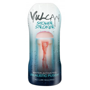 Vulcan Shower Stroker