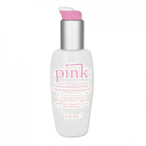 Pink Silikoni Liukuvoide