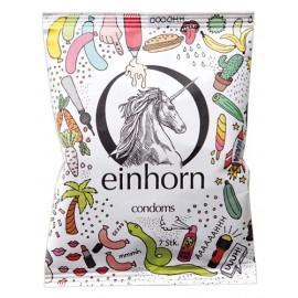 Vegaaniset kondomit Einhorn