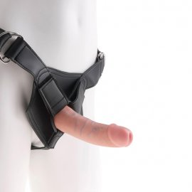 King Cock Strap-On Harness