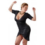 Musta mekko plus size