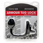 Perfect Fit - Armour Tug Lock Penis-kivesrengas