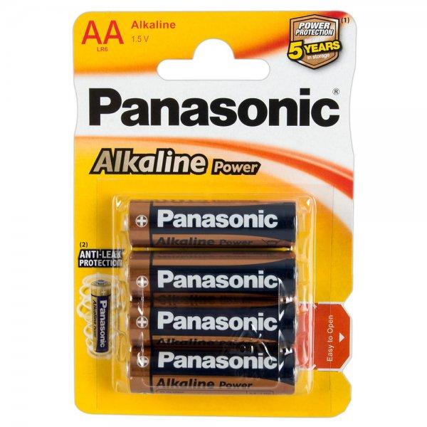 Alkaline AA paristot