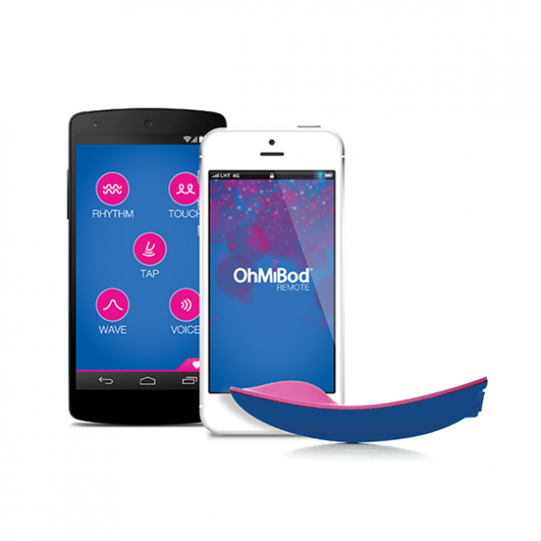 OhMiBod - blueMotion App Controlled Nex 1