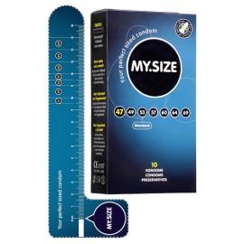 Kondomit oma koko 10kpl