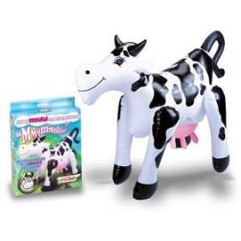 Puhallettava Lehmä